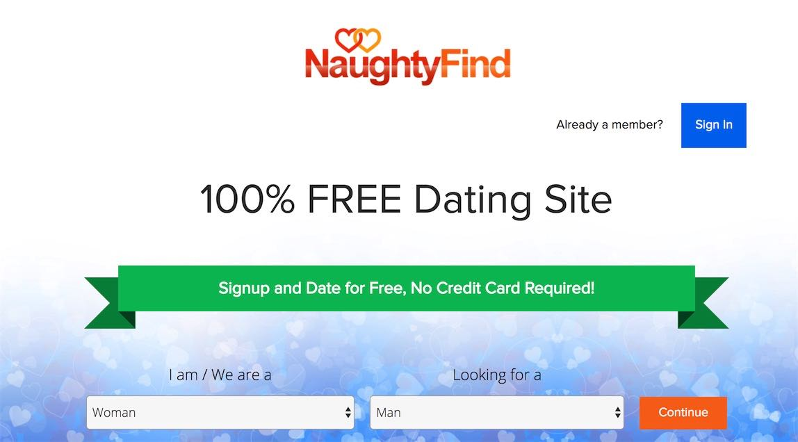 free cheating dating site